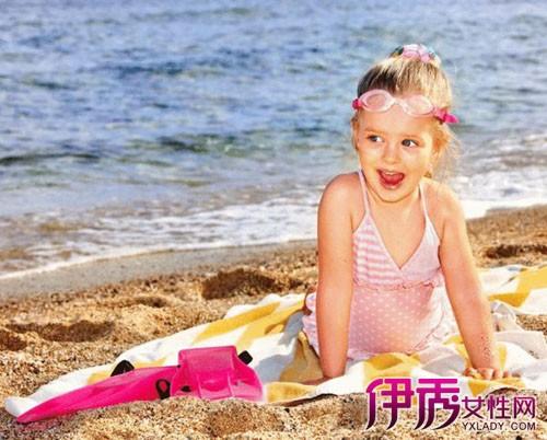 马雅舒行为引争议 孩子玩沙子的好处